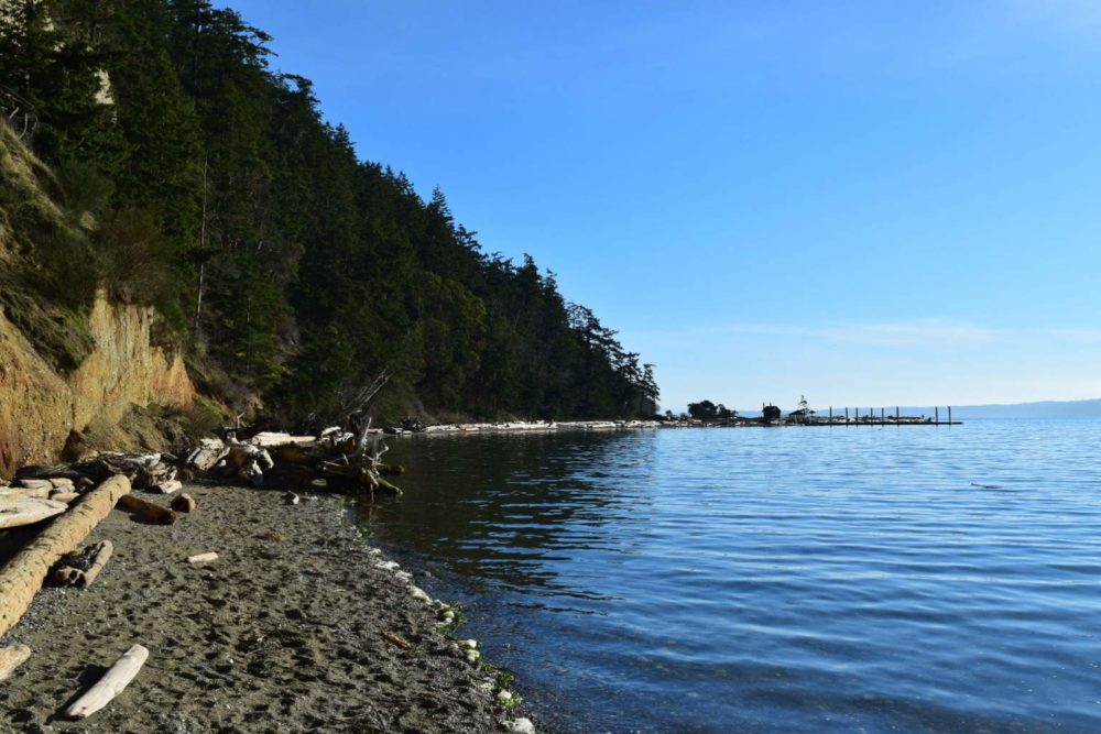 Trail Amp Hitch On The Isle Of Famishment Camano Island