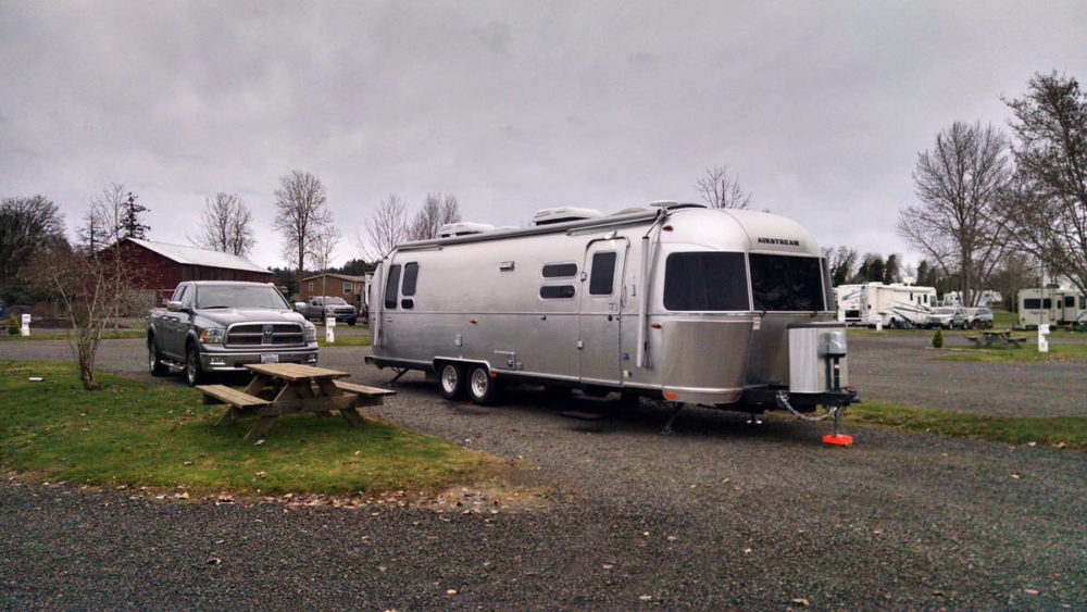 Silver Spur RV Park In Silverton OR
