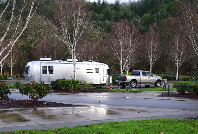 Seven Feathers Rv Resort In Canyonville Or The