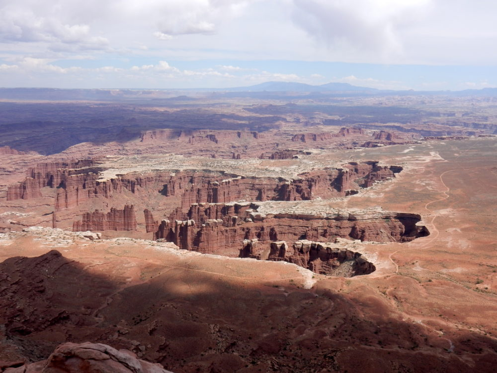 Canyonlands National Park Island In The Sky The
