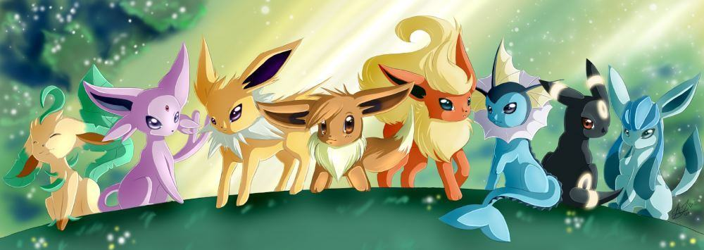 Not all Pokemon are this cute but most of them are fairly adorable.