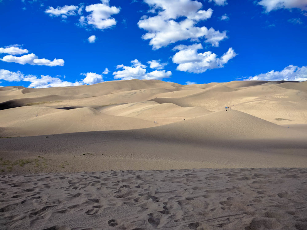 Great Sand Dunes National Park The Adventures Of Trail