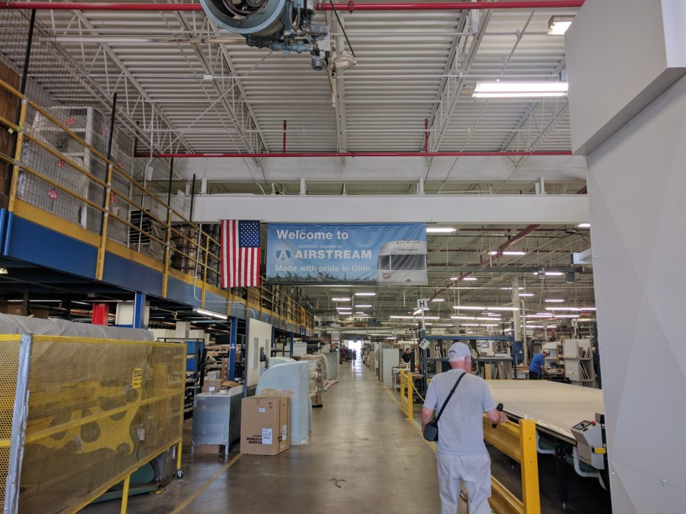 Jackson Center Airstream Plant