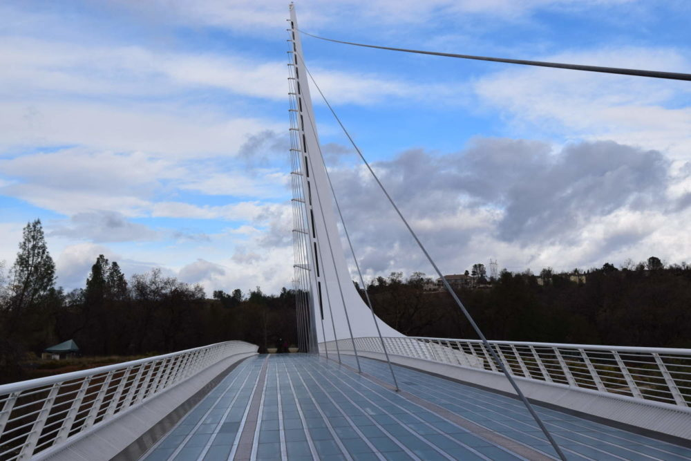 Sundial Bridge Path