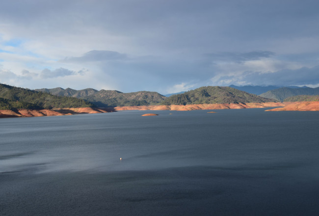 Lake Shasta in its Glory
