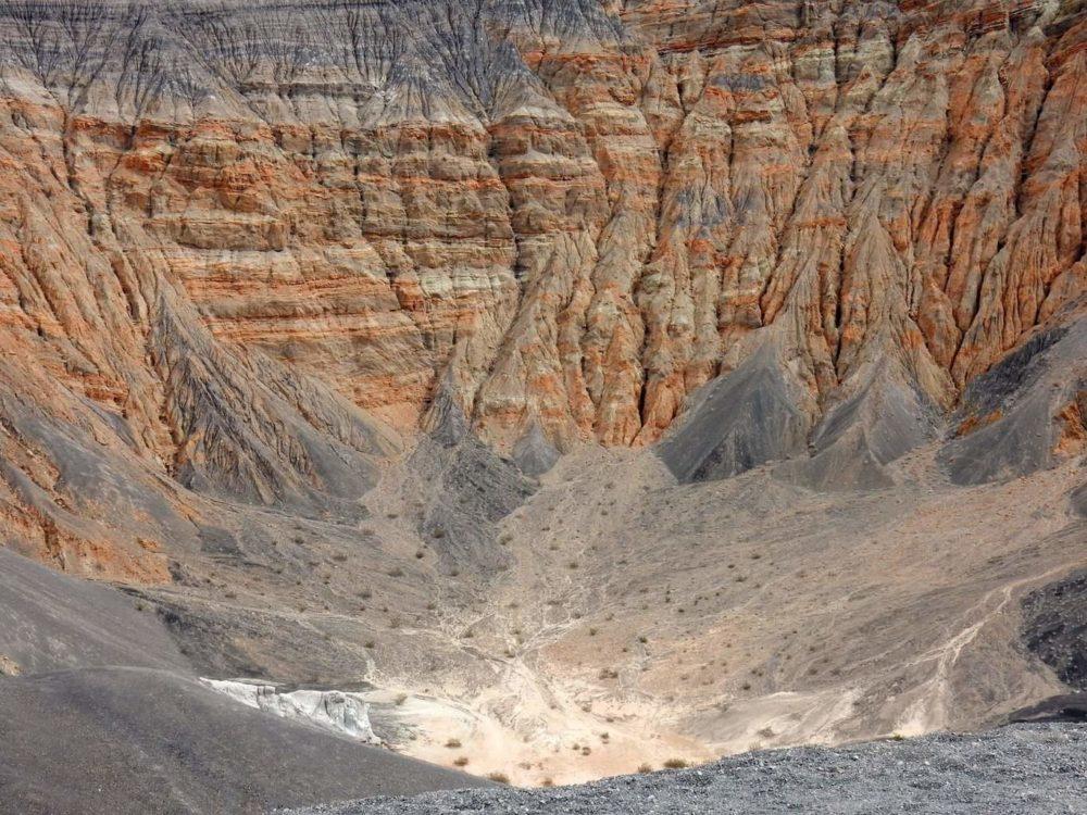 Ubehebe Crater Zoom
