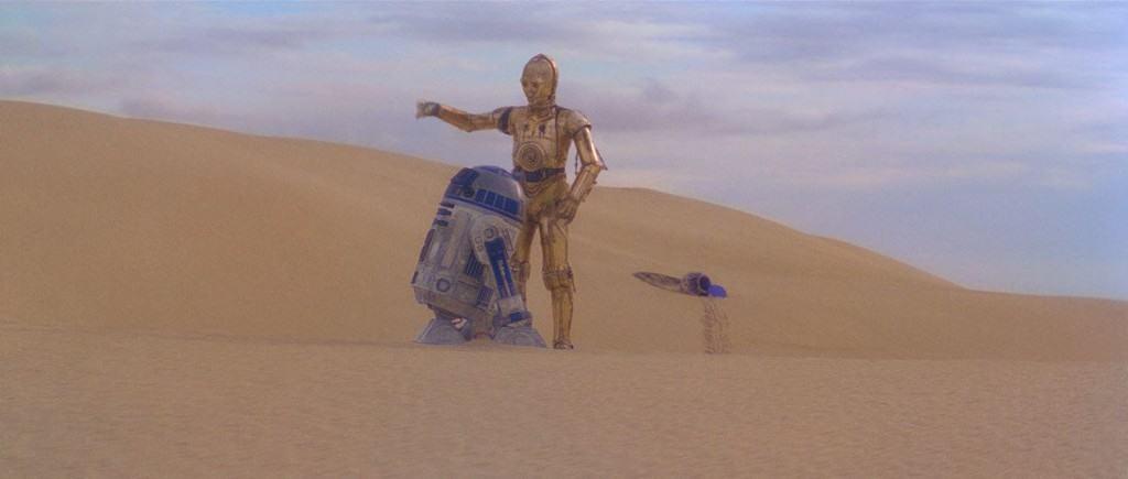 Droid Dunes