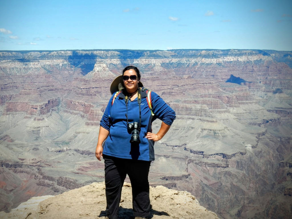 Trail (Anne) at the Grand Canyon