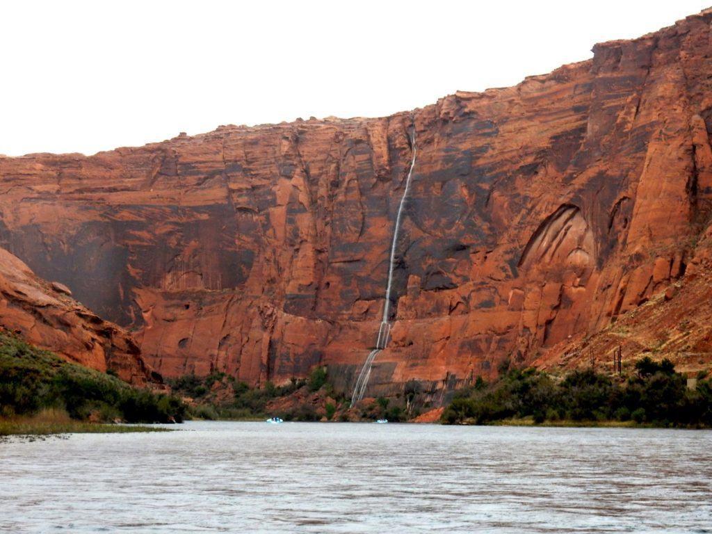 Rare Waterfall