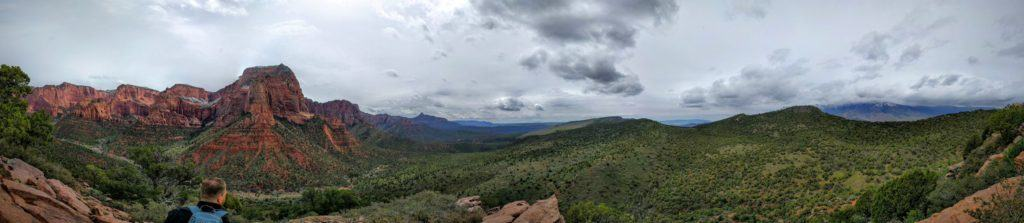 Timber Creek Overlook