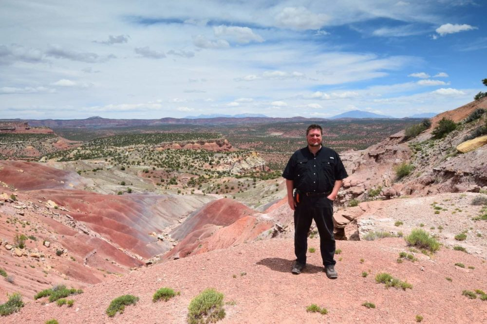 Hitch Long Canyon Overlook
