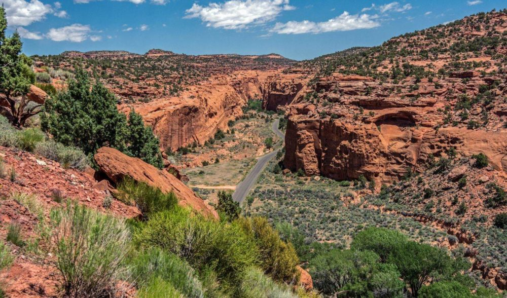 Long Canyon beckons exploration