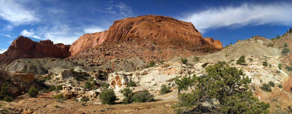 Sandstone Monoliths