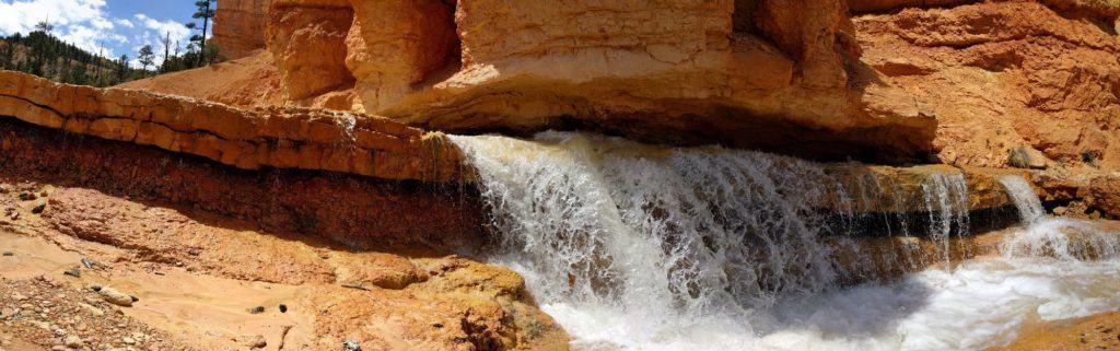 Water Canyon Waterfall