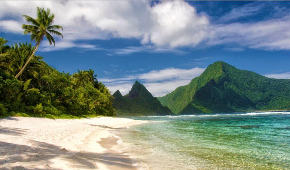 National Park of America Samoa