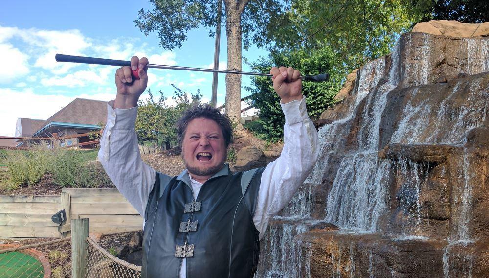Here I be ragin' against them darn water traps, pesky devils!
