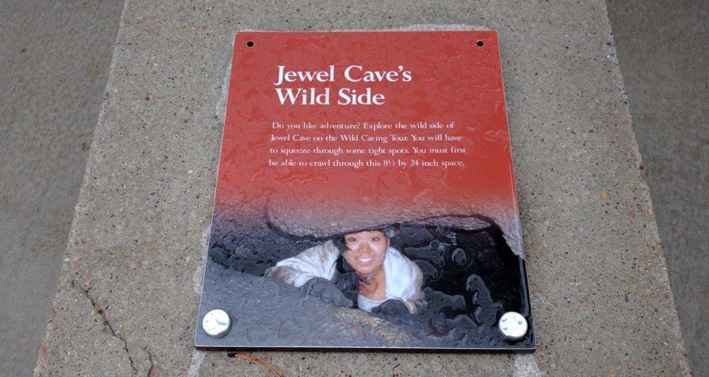 Jewel Cave Test