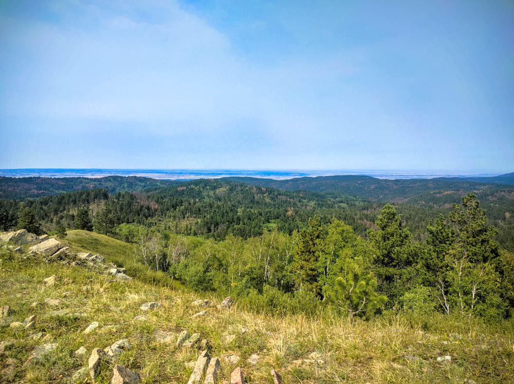 Cement Ridge Lookout