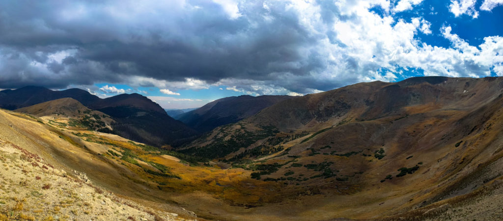 View from the Alpine visitor Center