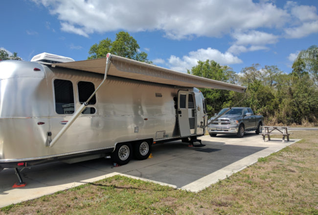 Reviewing RV Parks