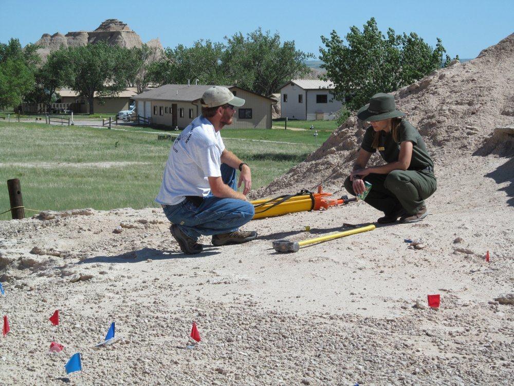 2012 Saber Site Dig