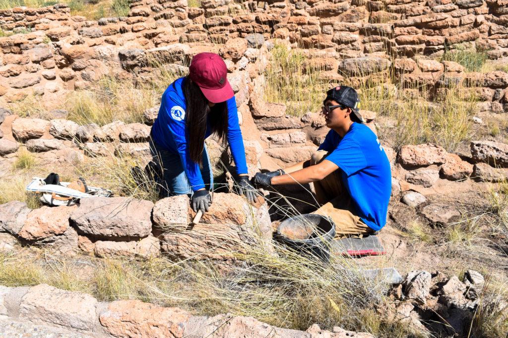 Pueblo Restorations