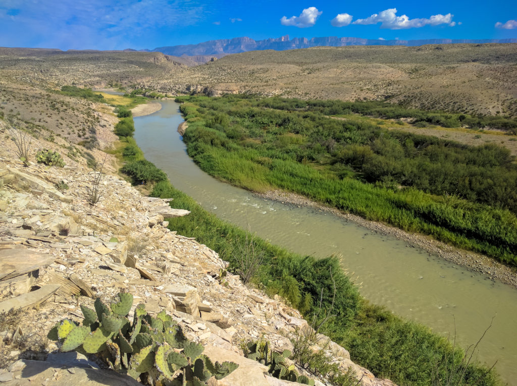 The Beautiful Rio Grande