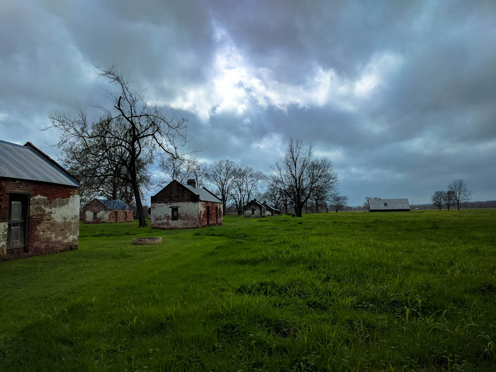 Magnolia Plantation Slave/Tenant Farmer Cabins
