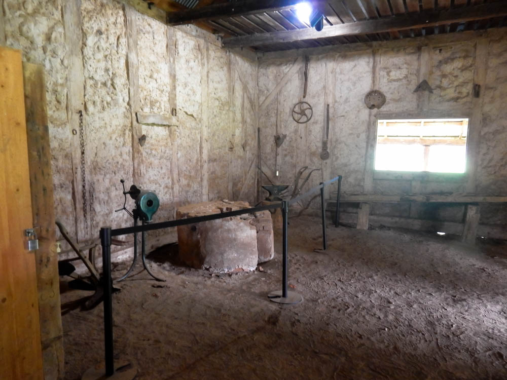 Inside the Smithy