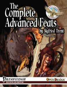 The Complete Advanced Feats (PFRPG) PDF