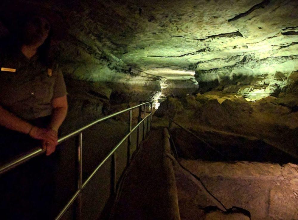 Mammoth Cave Ranger