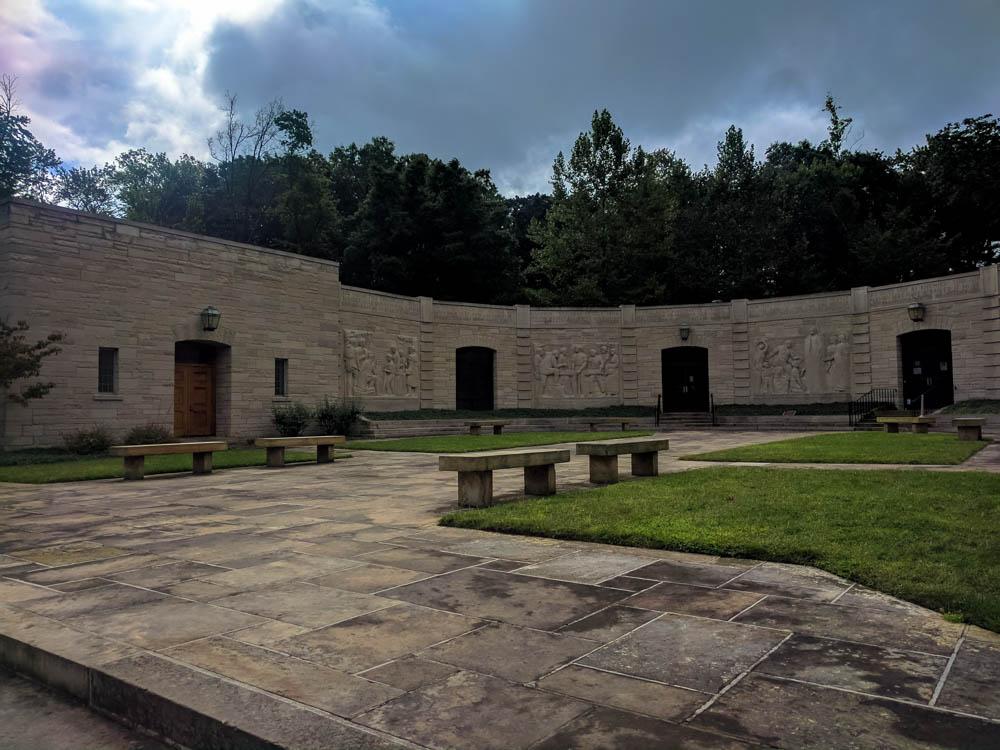 Lincoln Boyhood Memorial Building
