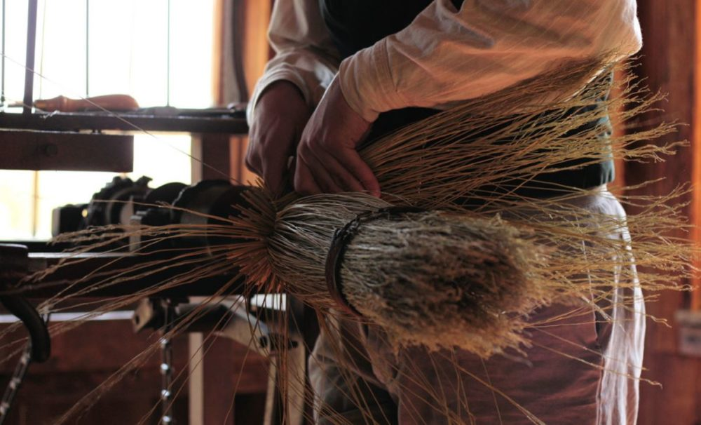 Broom Maker
