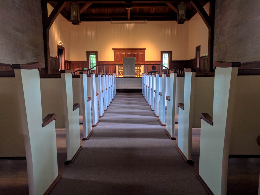 Chapel within the Memorial Building