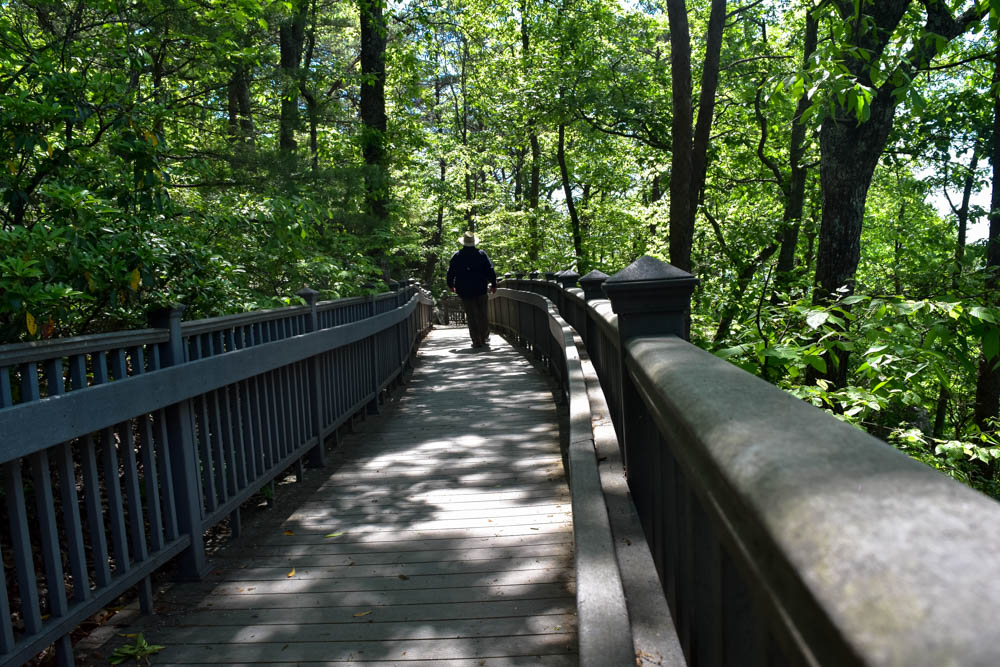 Overlook Trail - includes both the Pinnacle Overlook and Fort Lyon