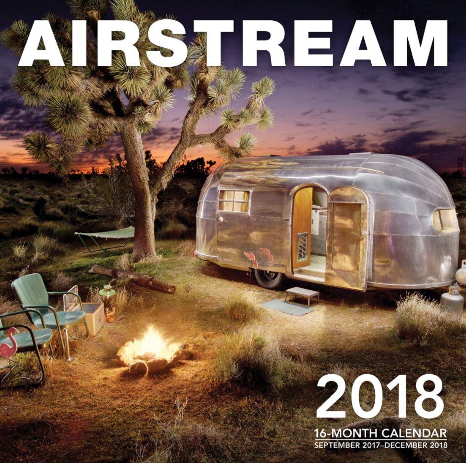 2018 Airstream Calendar