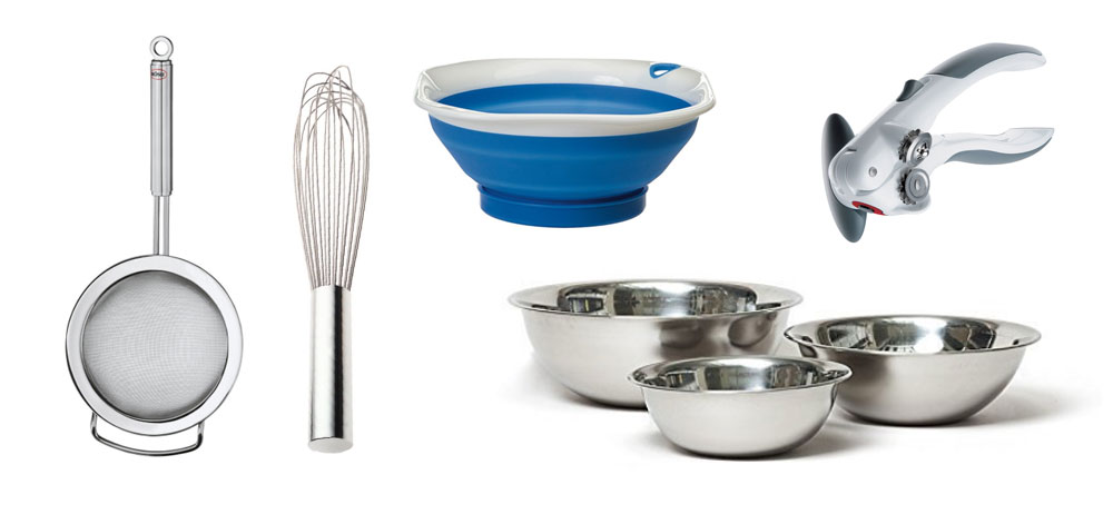 Secondary Food Prep Tools