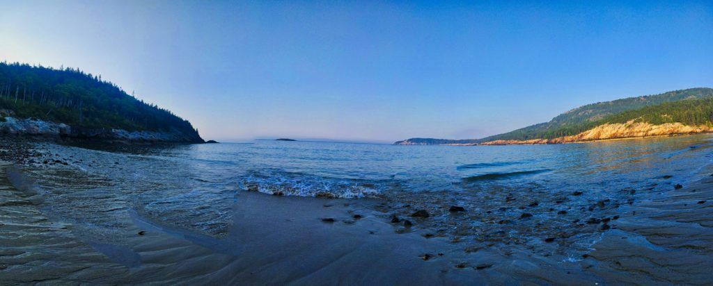 Sandy Beach Pano