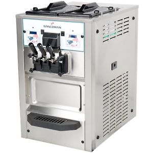 A frozen yogurt machine similar to the one in the US Supreme Court cafeteria