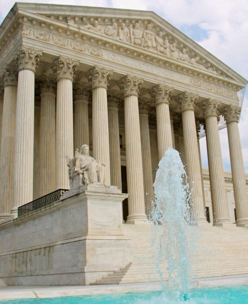 Supreme Court - Fountain